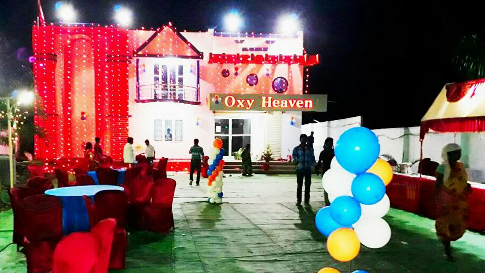 Oxy Heaven Pvt.Ltd.